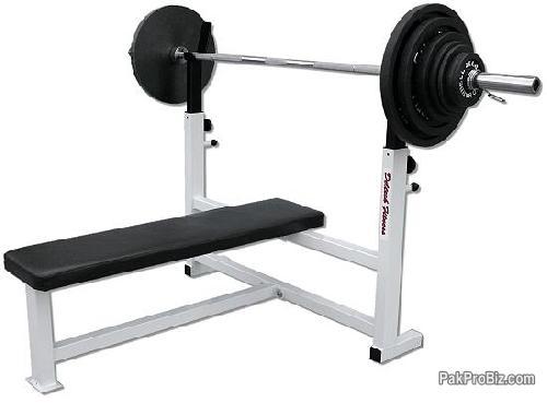 Heavy Bench PressBig Rod | Sporting Goods for sale in Lahore, Punjab |  PakProBiz.com Mobile - 16466