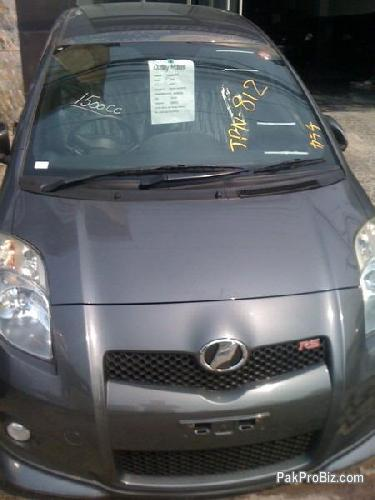 Toyota Vitz Rs Sports Car 1500cc Cars For Sale In Lahore Punjab