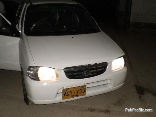 Suzuki Alto 2004 Cars For Sale In Karachi Sindh Pakprobiz Com