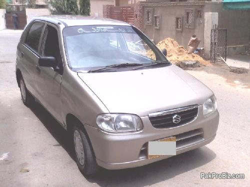 Suzuki Alto Model 2005 Ac Cng And Petrol Awesome Condition Cars