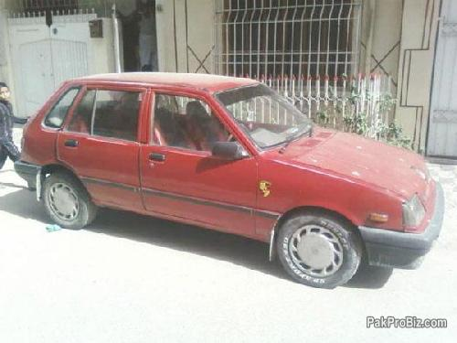 Suzuki Khyber Model 1999 2000 With A C Cng Cars For Sale In