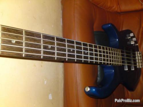 Selling 5 string Bass Guitar - SAKURA
