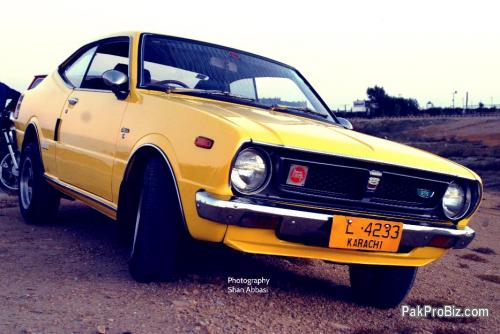 Corolla Sr Coup E Mini Muscle Cars For Sale In Karachi Sindh