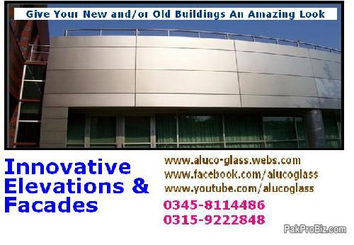 Picture of Building Elevations and Building Facades