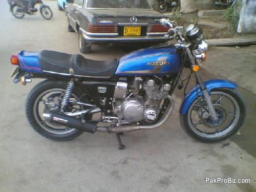Suzuki GS750, D O H C 8 Valve For sale - Karachi, Sindh